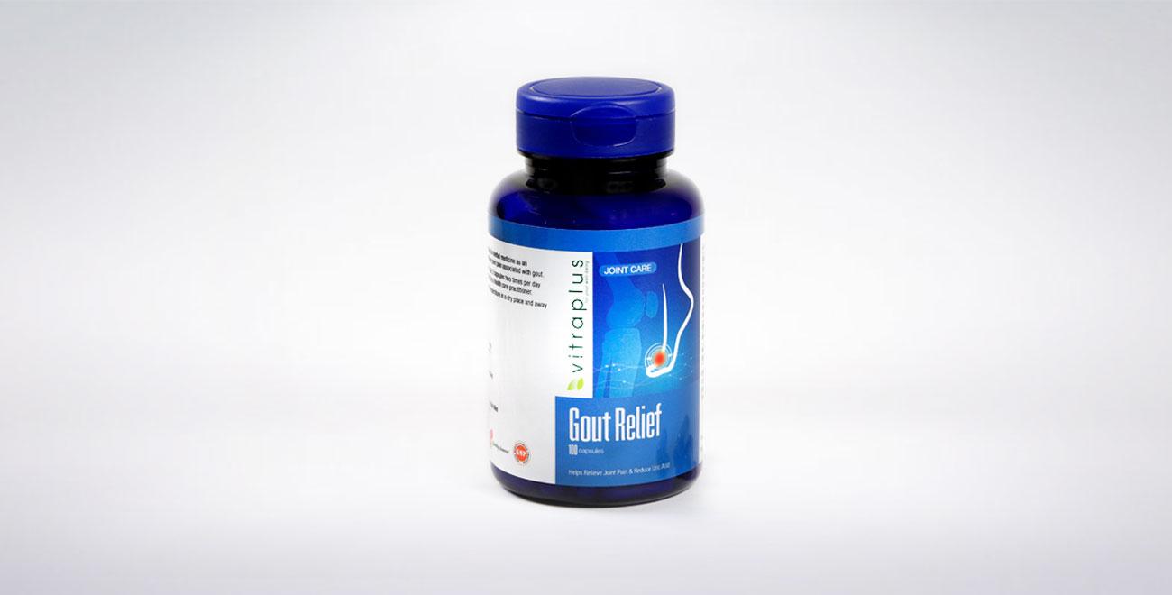 Vitraplus Gout Relief